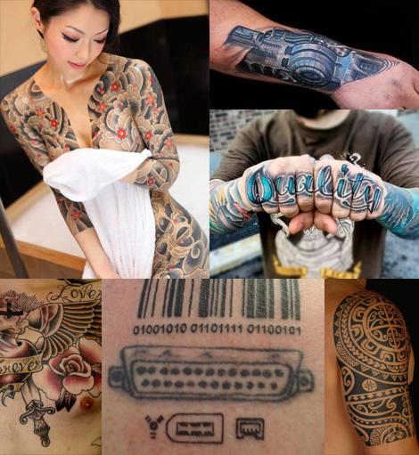 tatouage styles
