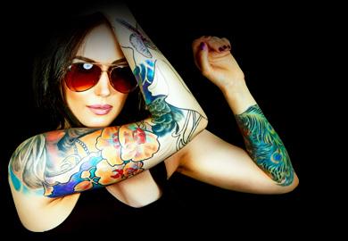 Détatouage femme bras